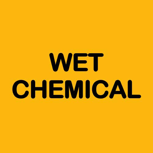 Kode Warna APAR - Wet Chemicals